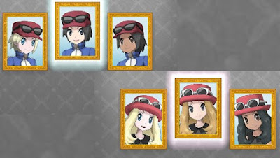 pokemon character customization