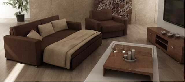 Sofa With Storage Compartments