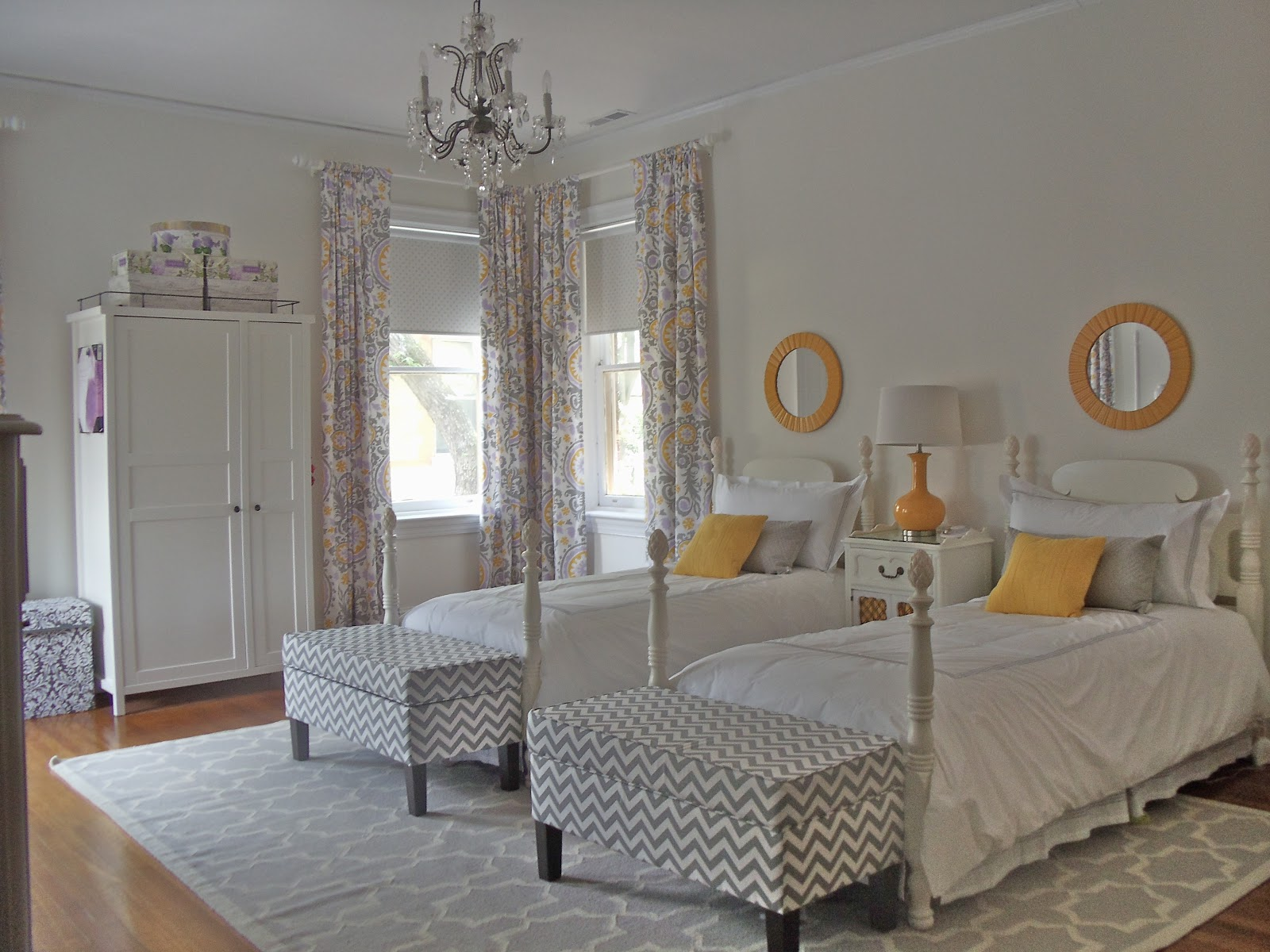 Worthwhile Domicile Shared Big Girl Room And Nursery Reveal