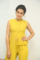 Taapsee Pannu looks mesmerizing in Yellow for her Telugu Movie Anando hma motion poster launch ~  Exclusive 106.JPG