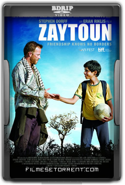Zaytoun Torrent BDRip Dual Áudio 2016