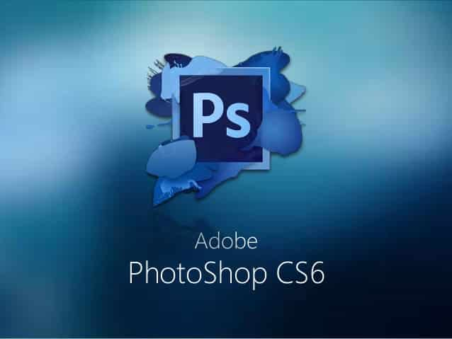 Adobe Photoshop CS 6 + Key Free Download