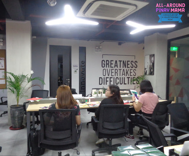 All-Around Pinay Mama Blog, SJ Valdez, Dreamer's Unite: Sisterhood of Ambitious Women Pursuing Their Goals, The Fulfilled Women Community, Events and Workshops, Vision Board Making, Mission-Vision Statement, Viviene Bigornia, GreatWork Office Campus