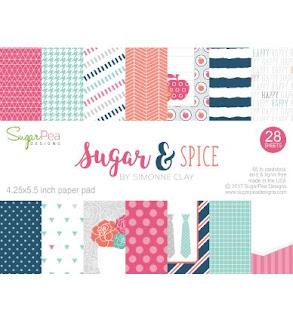 Sugar & Spice Paper Pad