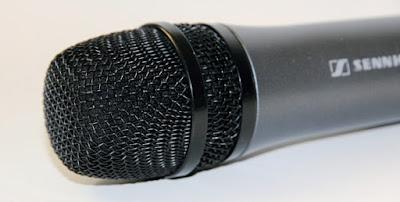 Разборка радиомикрофона Sennheiser EW 100 G2