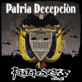 RuiDoxis - Patria Decepciòn EP (2018)