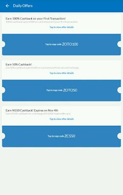zoto app, promo, xpino media network