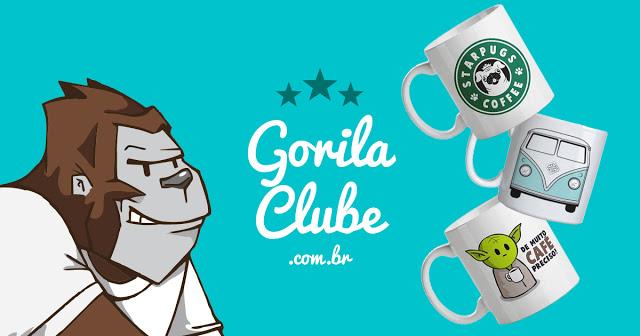 Resultado de imagem para gorila clube
