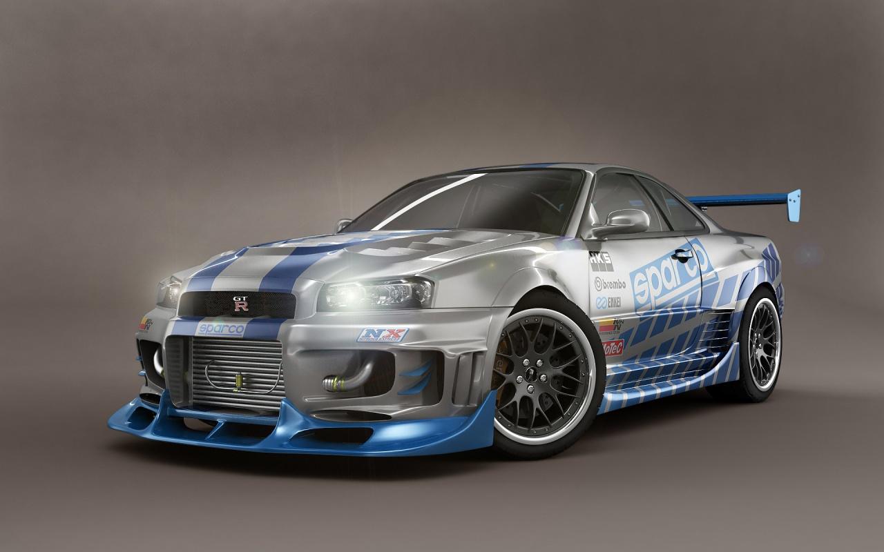 Pic New Posts Wallpaper Nissan Skyline R34 Gtr