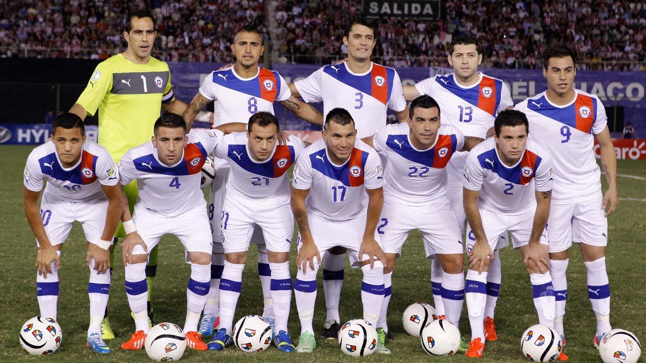 Partidos de la Roja: [07/06/2013] Paraguay-Chile | 1:2