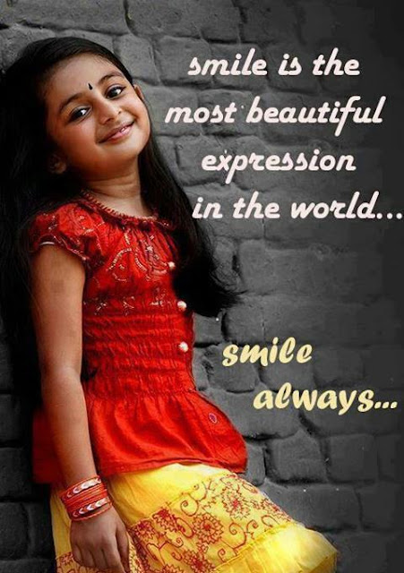 Passionate Hearts :The Real Essence Of Life: Just Smile ...