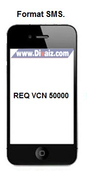 Request VCN BNI 1