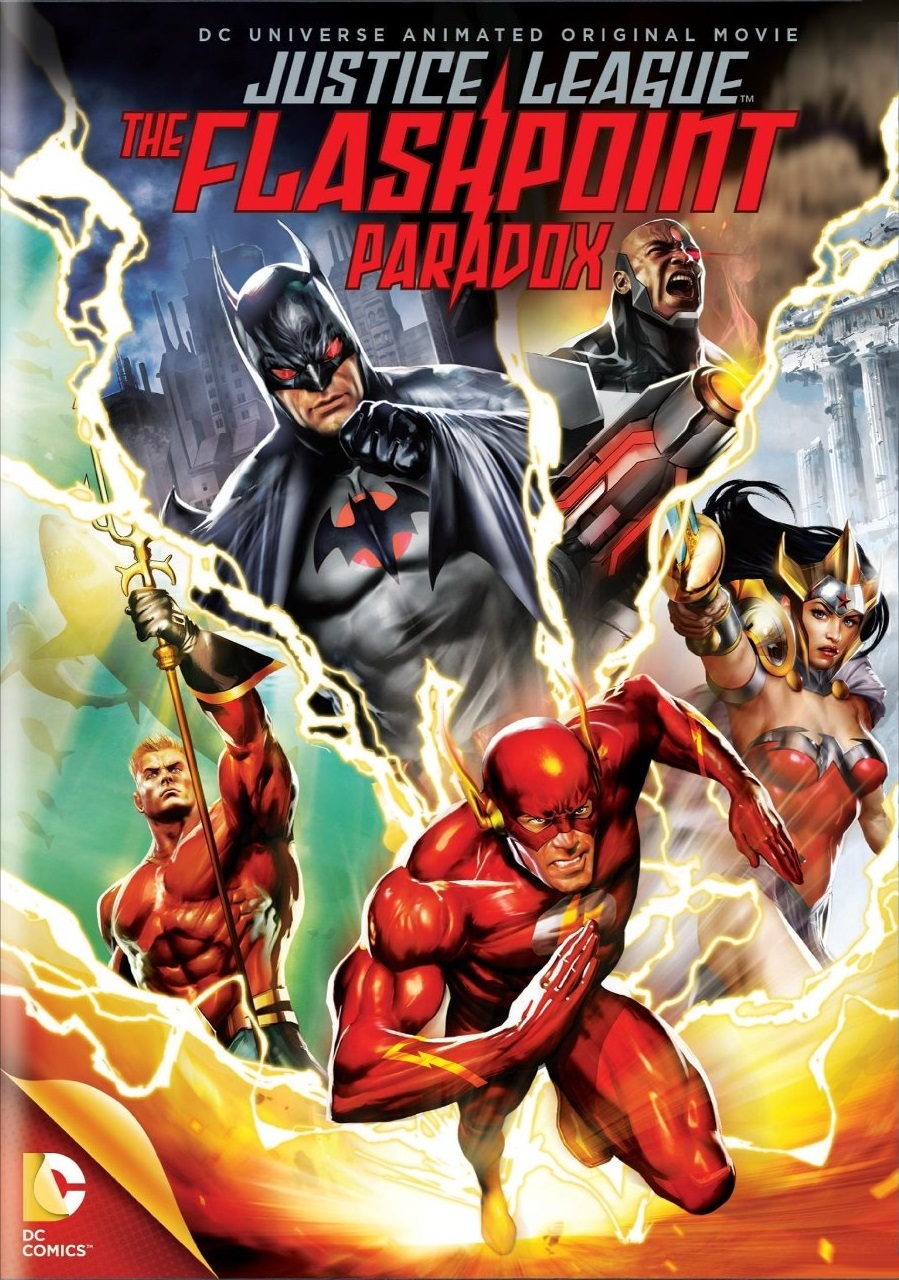 Justice League: The Flashpoint Paradox (2013) ταινιες online seires oipeirates greek subs