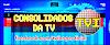 IBOPE CONSOLIDADO E MÉDIA DIA DAS EMISSORAS DE TV NA  QUARTA-FEIRA (20/07)
