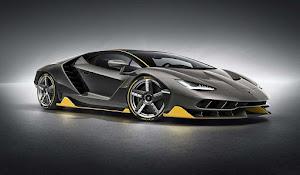 100. Yıla Özel 770 Beygirlik Lamborghini Centenario Karşınızda