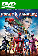 Power Rangers (2017) DVDRip Latino AC3 5.1