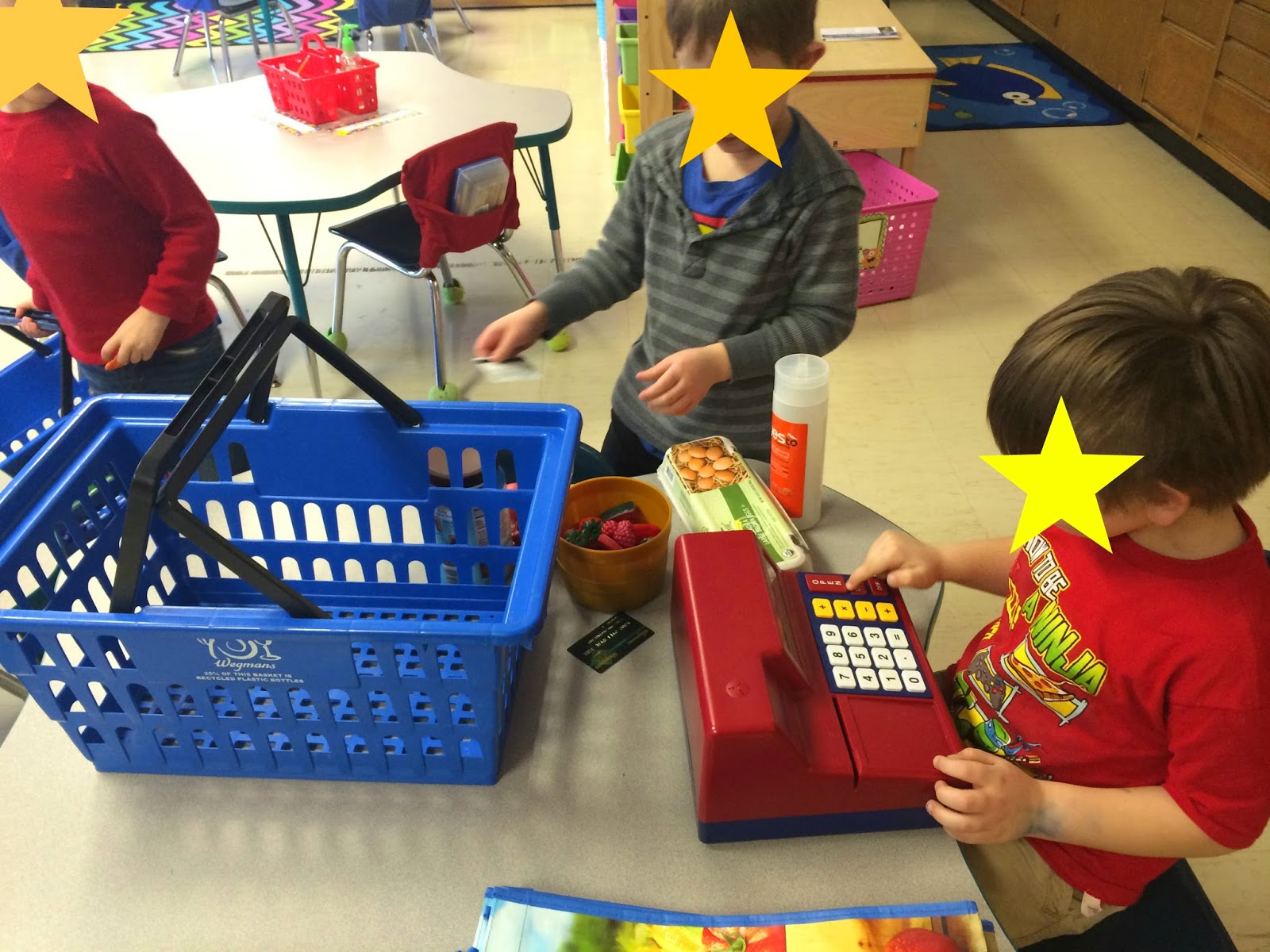 Dramatic Play Making A Real Classroom Grocery Store