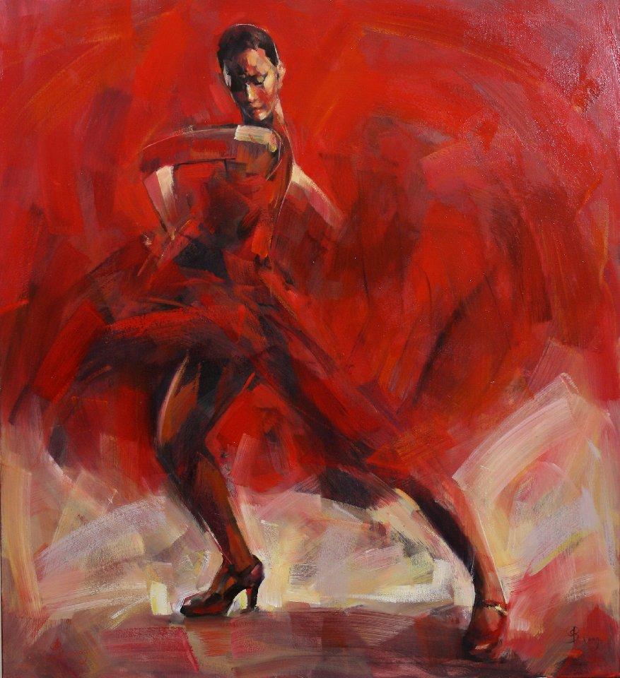 Renata Brzozowska ~ Pintura figurativa