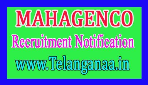 Maharashtra State Power Generation Company Limited – MAHAGENCO Recruitment Notification