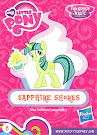 My Little Pony Wave 15A Sapphire Shores Blind Bag Card