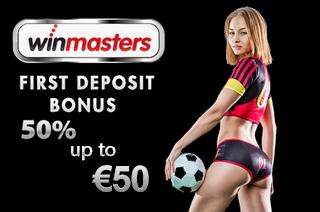 Winmasters Football Bonus