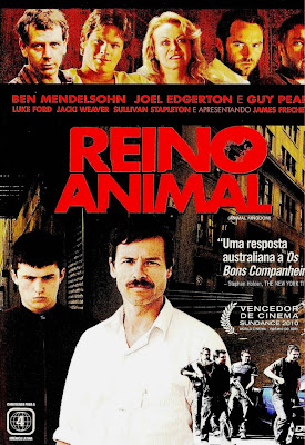 Reino Animal - DVDRip Dual Áudio