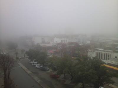 Necochea Niebla
