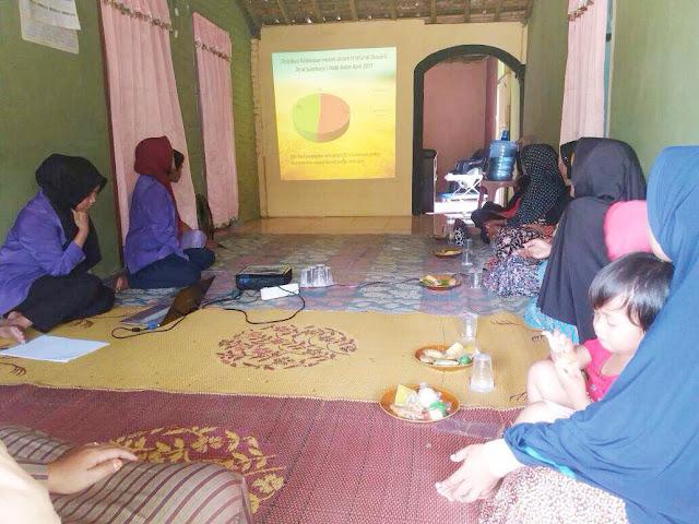 ASUHAN KEPERAWATAN KOMUNITAS di Dusun II Desa Sukoharjo 1 Kecamatan SUkoharjo Kabupaten Pringsewu