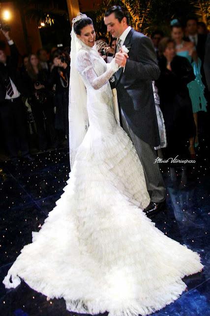 Ciccy Halpern Casamento