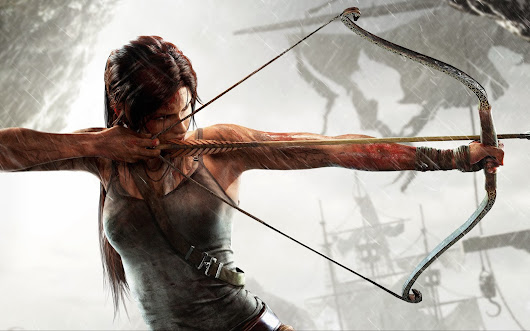 Why Lara Croft should be your girlfriend