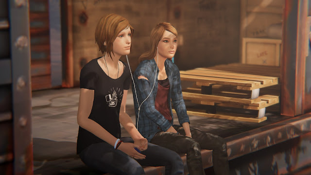 Screenshot from Life is Strange: Before the Storm