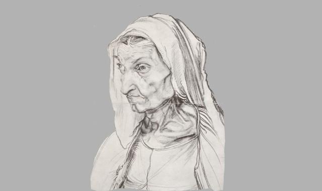 Dürers Mutter