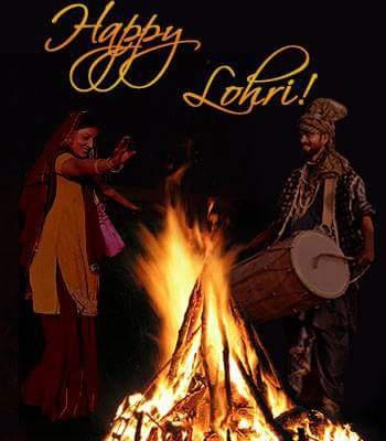 Happy Lohri 2017 Images