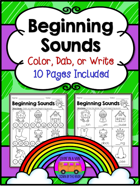 BEGINNING SOUNDS, PHONICS