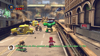 Free Download LEGO Marvel Super Heroes MOD APK (Unlocked Heroes) Terbaru 2018