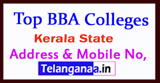 Top BBA Colleges in Kerala