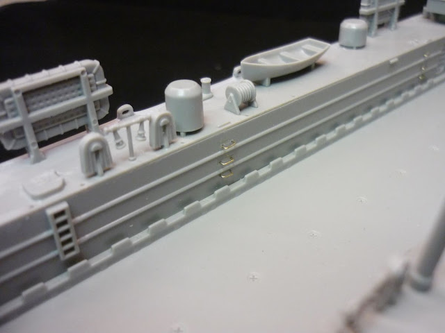 The Modelling News: Build review: Francios's high water mark