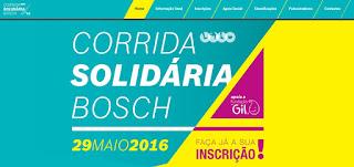 Corrida Solidária Bosch 2016