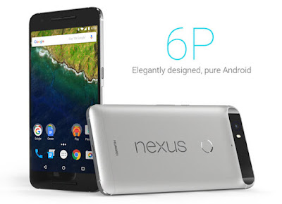 Huawei Nexus 6P Specifications - Inetversal