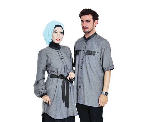 23 Model Baju Muslim Couple Keluarga Terbaru 2018 Updatemodelbaju