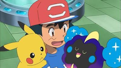 Pokemon Sol y Luna Capitulo 44 Temporada 20 Ash y Nebby Un misterioso encuentro