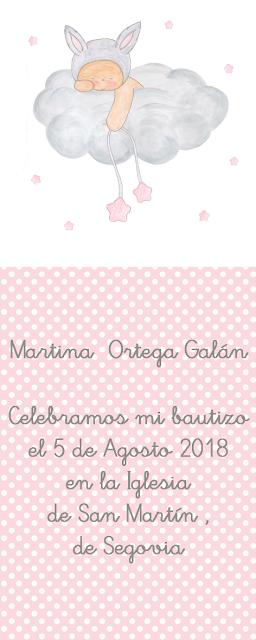 Recordatorios , marcapáginas e invitaciones para BAUTIZOS-babyshower personalizados