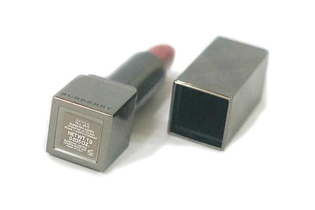 Burberry Kisses Hydrating Lip Color Lipstick in Sepia No. 85