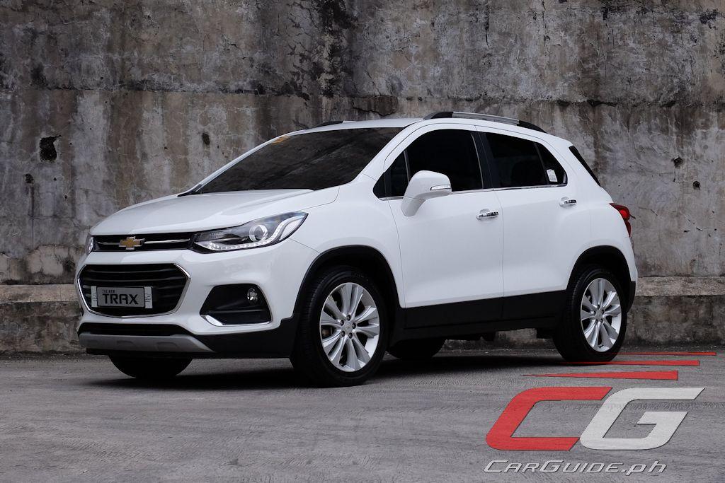 Review 2018 Chevrolet Trax 1 4 Lt Philippine Car News Car