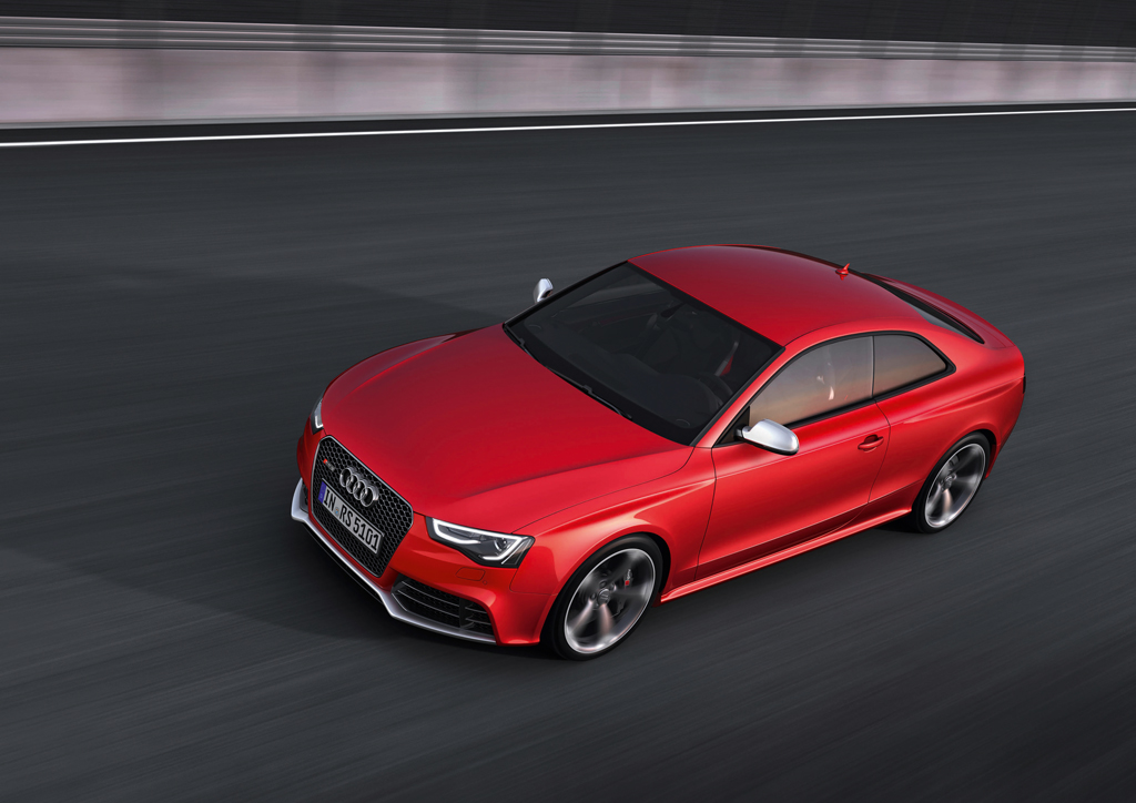 2013 Audi Rs5 Facelift Revealed Quattroholic Com