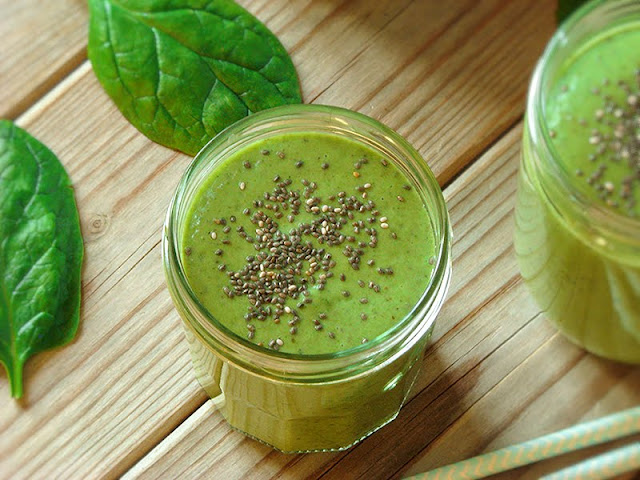 recette de smoothie bio détox