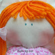 Red hair doll, special for a baby in CA
