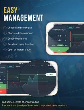 Raup Uang dari Olym Trade, Aplikasi Trading Mudah di Android