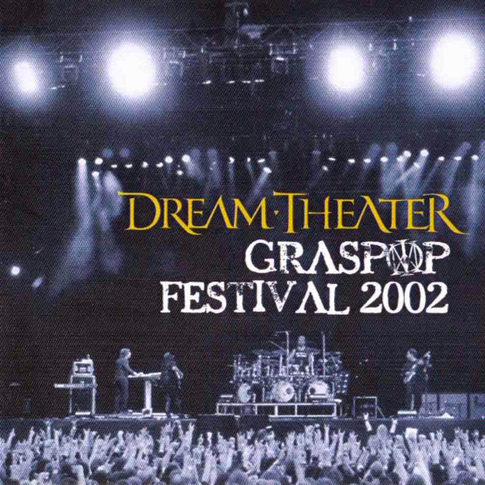436 Best Dream Theaters Images On Pinterest: Bootleg Addiction: Dream Theater: Graspop Festival 2002