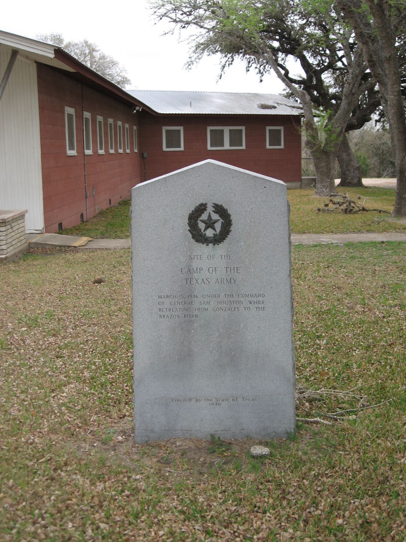 Meander and Gander: Texas Army's Route from Gonzales to San Felipe